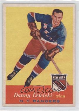 1957-58 Topps - [Base] #61 - Danny Lewicki