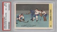 Canadiens on Guard [PSA6]