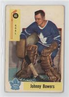 Johnny Bower [Poor to Fair]