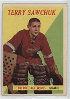 Terry Sawchuk [Poor to Fair]