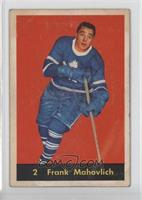 Frank Mahovlich [Good to VG‑EX]
