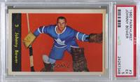 Johnny Bower [PSA 5 EX]