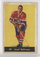 Jean Beliveau [Poor to Fair]