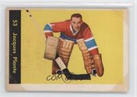 Jacques Plante [Poor to Fair]