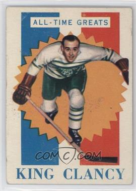 1960-61 Topps - [Base] #47 - King Clancy [PoortoFair]