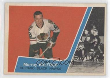 1963-64 Topps - [Base] #35 - Murray Balfour
