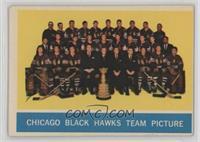 Chicago Blackhawks (Black Hawks) Team [GoodtoVG‑EX]