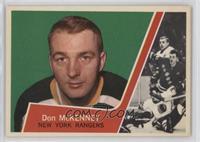 Don McKenney