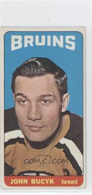 1964-65 Topps - [Base] #100 - John Bucyk