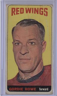 1964-65 Topps - [Base] #89 - Gordie Howe [PoortoFair]