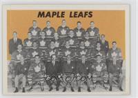 Toronto Maple Leafs Team [GoodtoVG‑EX]