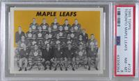 Toronto Maple Leafs Team [PSA8NM‑MT]