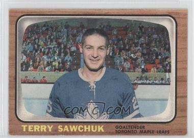 1966-67 Topps - [Base] #13 - Terry Sawchuk