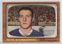 Pete Stemkowski [Good to VG‑EX]