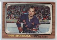 Don Marshall [NoneGoodtoVG‑EX]