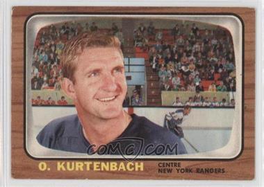 1966-67 Topps - [Base] #25 - Orland Kurtenbach