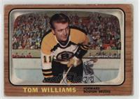 Tommy Williams [NoneGoodtoVG‑EX]