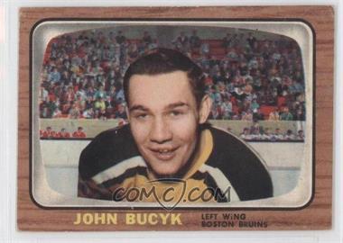 1966-67 Topps - [Base] #39 - John Bucyk