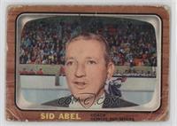 Sid Abel [NonePoortoFair]