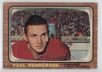 Paul Henderson [NonePoortoFair]
