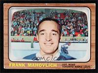 Frank Mahovlich [Poor]