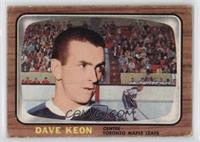 Dave Keon [Poor to Fair]