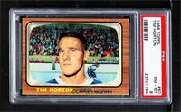 Tim Horton [PSA 8 NM‑MT]