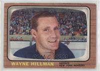 Wayne Hillman