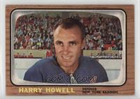 Harry Howell [GoodtoVG‑EX]