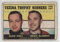 Glenn Hall, Denis DeJordy [Poor]