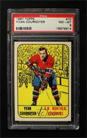 Yvan Cournoyer [PSA 8]
