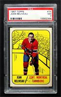 Jean Beliveau [PSA 7 NM]