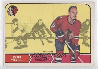 1968-69 O-Pee-Chee - [Base] #16 - Bobby Hull