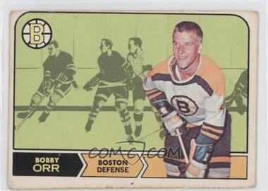 1968-69 O-Pee-Chee - [Base] #2 - Bobby Orr [PoortoFair]