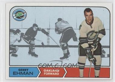 1968-69 Topps - [Base] #84 - Gerry Ehman