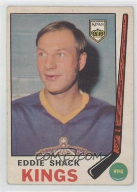 1969-70 O-Pee-Chee - [Base] #139 - Eddie Shack