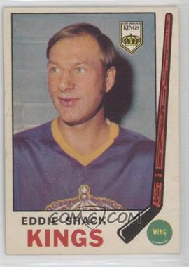 1969-70 O-Pee-Chee - [Base] #139 - Eddie Shack