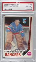 Terry Sawchuk [PSA 8 NM‑MT]