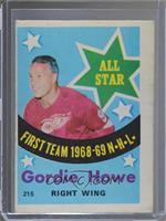 Gordie Howe [GoodtoVG‑EX]