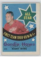 Gordie Howe [Good to VG‑EX]