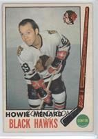 Howie Menard [GoodtoVG‑EX]