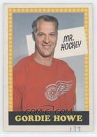 Gordie Howe (No Card Number) [PoortoFair]