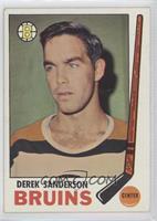 Derek Sanderson [GoodtoVG‑EX]