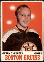 Gerry Cheevers [VG]