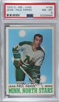 J.P. Parise [PSA 8 NM‑MT]