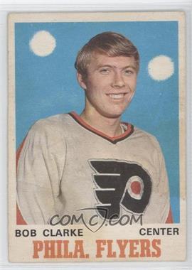 1970-71 O-Pee-Chee - [Base] #195 - Bobby Clarke