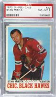Stan Mikita [PSA 8 NM‑MT]