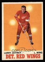 Larry Jeffrey [EX MT]