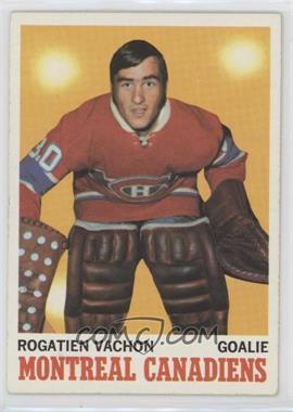 1970-71 Topps - [Base] #49 - Rogie Vachon