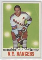 Tim Horton [Good to VG‑EX]